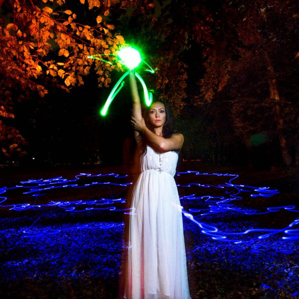 Lightpainting | Karoline Stolarz